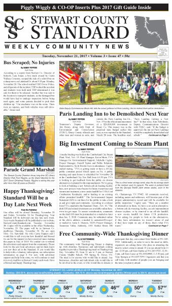 Vol3 Issue 47 11-21-2017