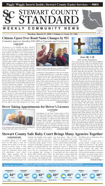 Vol4 Issue 13 03-27-2018
