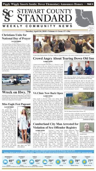 Vol4 Issue 17 04-24-2018