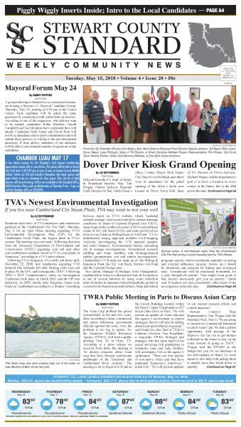 Vol4 Issue 20 05-15-2018