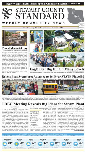 Vol4 Issue 21 05-22-2018