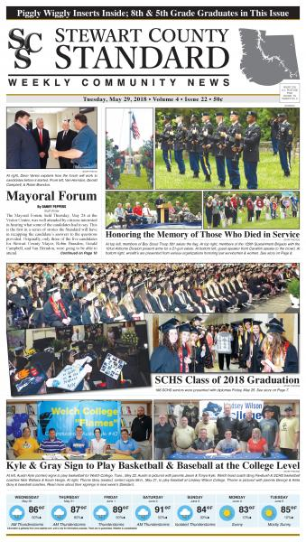 Vol4 Issue 22 05-29-2018