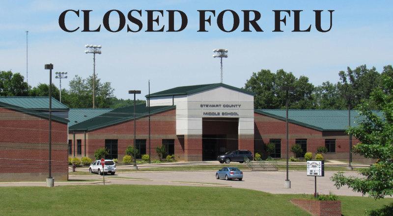 Stewart County Schools Closed Until Monday, Feb. 12