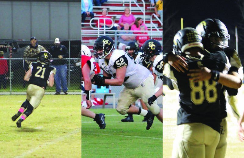 3 Rebels Named to ALL-STATE Team; Another First Time Ever!