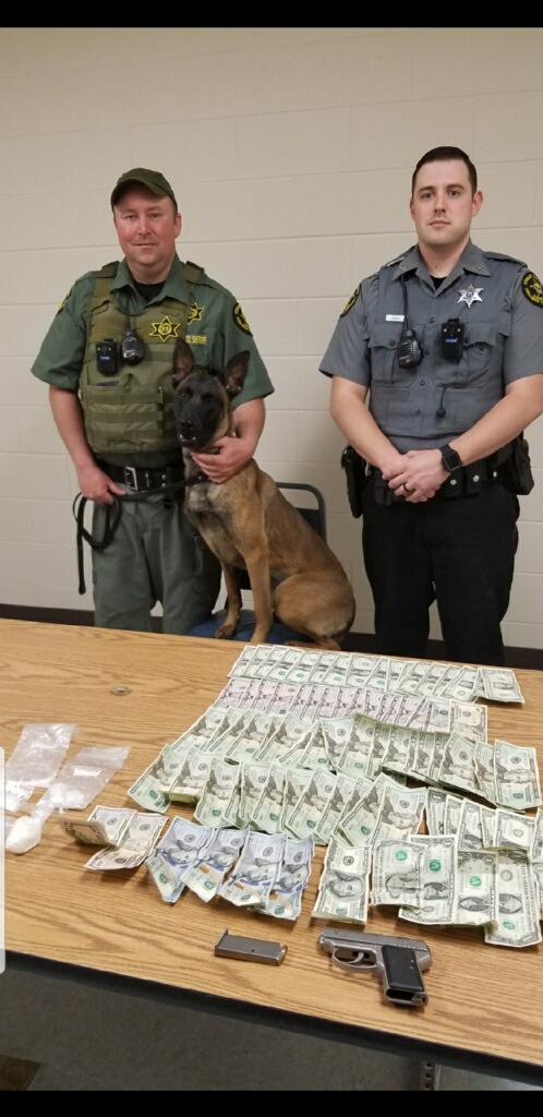 Major Meth Bust in Stewart County Tuesday Night