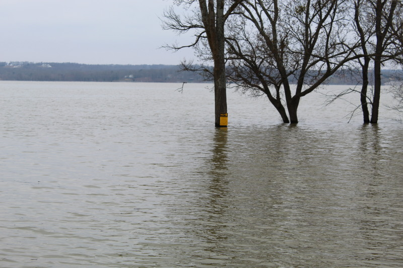 3 Million Gallons of Water a Second Going Through KY Dam: Lake Levels Dropping