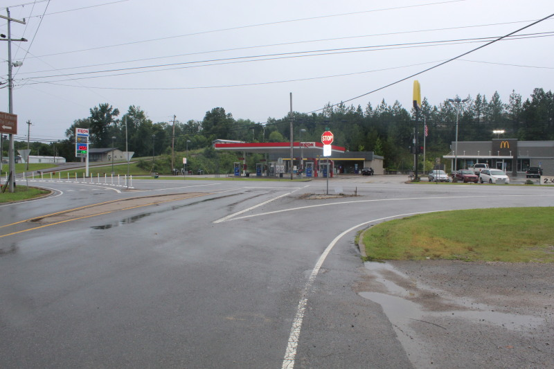 Stoplight at Trace Won't Be Up Until Next Year