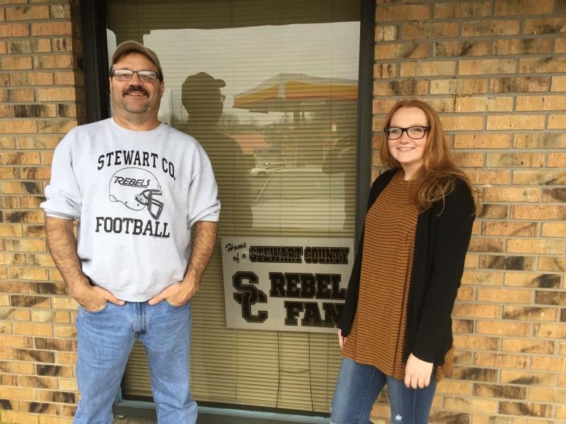 Stewart County Jr. Pro Football/Cheerleading Directors