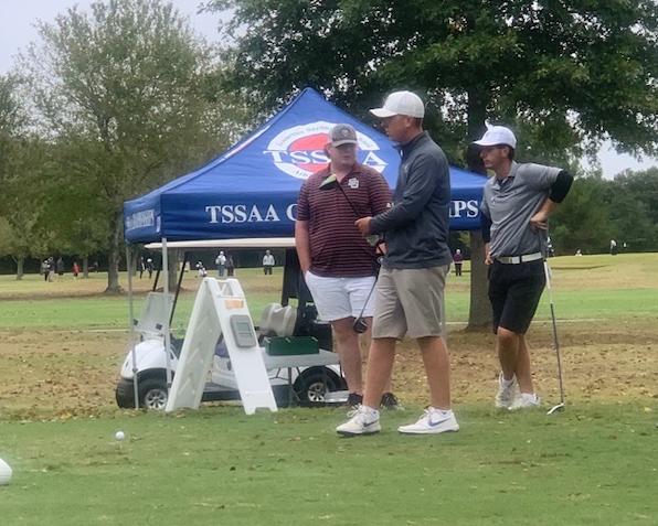 SCHS Golfer, Cunningham, Plays in TSSAA State Tournament