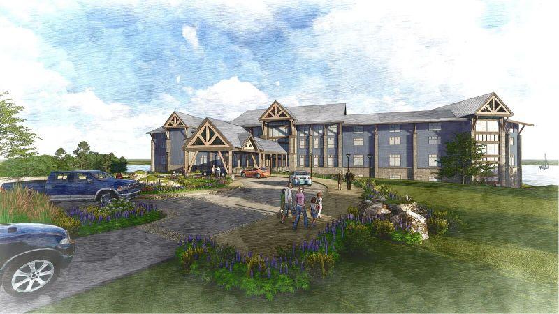 TDEC Releases New Paris Landing Inn Design