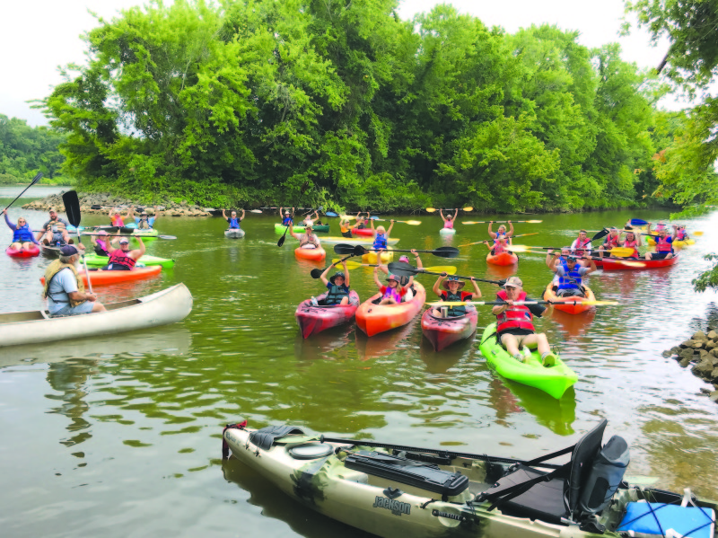 Free Guided Canoe/Kayak Event